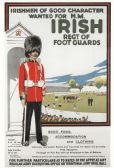 IRISH GUARDS POSTCARD